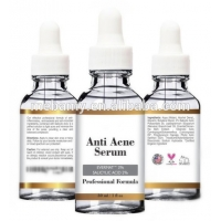 Buy cheap Private Label Anti Acne Organic Face Serum Acne And Pore Treatment from wholesalers