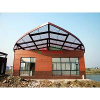 Buy cheap Mildew Proof Exterior Wood Composite Cladding , Composite Cladding Boards Natural Wood Texture from wholesalers