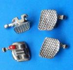 Buy cheap Bondable bracket-dental brace from wholesalers