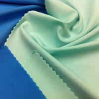 Buy cheap Cooling Nylon Spandex, Blended with Wicking Fabric, Ideal for Sportswear from wholesalers