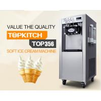 Buy cheap Stainless Steel Compressor Hard Ice Cream Maker Commercial Pre Cooling System from wholesalers
