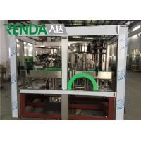 Buy cheap Stainless Steel Pet Liquid Filling Line Bottled Spring Water Bottle Filling Machine from wholesalers