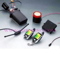Buy cheap FM-FM 2-way LCD Motorcycle Alarm from wholesalers