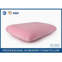 Buy cheap Rectangle Bread Shape Sleep Memory Foam Pillow For Baby / Kid And Children from wholesalers