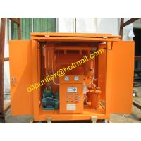 Buy cheap Portable Insulating Oil Purification Plant,Transformer Oil Degas,Dewater,remove impurity from wholesalers