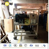 Buy cheap Double Stage Oil Filtration Equipment , Air Extractor Vacuum Pumping Machine Set from wholesalers