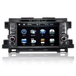 Buy cheap 7'' Sliding 3D Screen CX-5 Mazda Sat Nav DVD / Auto Radio DVD Player Stereo VMZ7562 from wholesalers