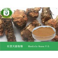 Buy cheap Pharmaceutical Intermediates Plant Extract Rhodiola Rosea P.E. For Muscle Gain from wholesalers