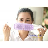 Buy cheap Lavender Heated Steam Eye Mask with Real vapor Released for Tired Dry Eyes product
