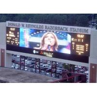 Buy cheap Led Outdoor Tv Billboard,  P10 Full Color Led  Advertisement Display from wholesalers