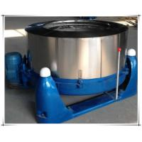 Buy cheap 100KG Capacity Commercial Laundry Hydro Extractor With Stainless Steel Material from wholesalers