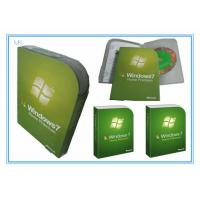Buy cheap COA Label Windows 7 Professional 64 Bit Product Key Sticker With OEM Key Online Activate from wholesalers