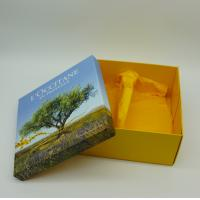 Buy cheap Two Piece Flat Pack Gift Boxes Finishing Optional For Anniversary Christmas from wholesalers