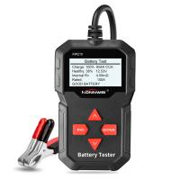 China Multi Functional Car Battery Tester Scanner Support Printing For All 12V Vehicles on sale