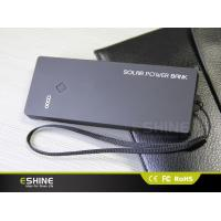 Buy cheap 2800 mAh Portable Solar Power Bank Li-ion polymer battery With LED flashlight from wholesalers