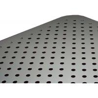 Buy cheap 3003 Polished Aluminum Perforated Metal Electronic Enclosures Weldable from wholesalers