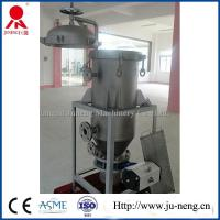 Buy cheap Small Vertical Pressure Leaf Filters With Automatic Valve Discharge Vibration System from wholesalers
