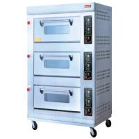 Buy cheap Energy-Saving Electric Baking Ovens With 3 Layer 9 Trays For Catering Industry from wholesalers