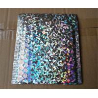 Buy cheap Recycled Holographic Bubble Envelopes Decorative Mailing Bags Self Sealing from wholesalers
