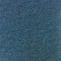 Buy cheap 102-A-826 96% Cotton 4% Spx Indigo Terry Knit Denim from wholesalers