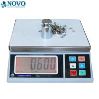 Buy cheap 6 keys Digital Weighing Scale Rechargeable Battery Operated product