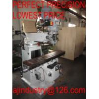 Buy cheap Global hottest sold turret milling machine from wholesalers
