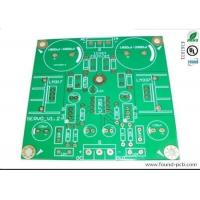 Buy cheap Metal Core Heavy Copper PCB High Power Immersion Gold Teflon Rogers Material from wholesalers