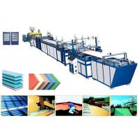 Buy cheap PVC free foaming board, skinning foaming board extrusion line from wholesalers