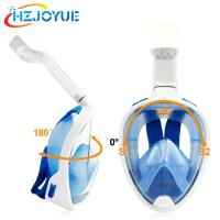 Buy cheap snorkel mask gopro equipment 180 degree full face diving mask from wholesalers