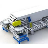 Buy cheap Polyurethane Sandwich Panel Machine , Automatic Continuous Roller Shutter Forming Machine from wholesalers