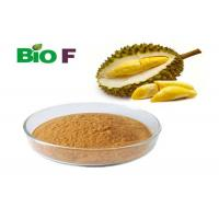 Buy cheap Food Grade Crystal Durian Extract Powder Anticancer Rich Vitamin Content from wholesalers