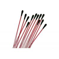 Buy cheap Medical Application Precise Varnished Wire Miniature Sensor Bead NTC Thermistor 30KOhm 3953 With Bendable Enamelled Wire from wholesalers