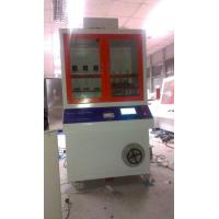 Buy cheap Electro - Trace High Voltage Low Current Arc Testing Equipment ASTMD495 IEC60587 1984 from wholesalers