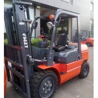 Buy cheap Container Handling Equipment 3 Ton Boom Forklift With 4500mm Triplex Mast from wholesalers