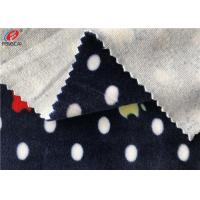 Buy cheap Printed Super Soft Spandex Velvet Fabric Stretch Minky Velboa Fabric For Nightclothes from wholesalers