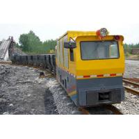 Buy cheap 12T AC Frequency underground mining locomotive product