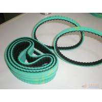 Buy cheap tooth timing belt rubber hole belt  laminated color glued belt 8M, 14M, T5,T10 H from wholesalers