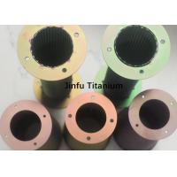 Buy cheap Grade 5 Titanium Disc Bolts / Medical Industry Anodized Nuts And Bolts from wholesalers