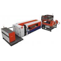 Car Seat Fabric Laser Cutting Machine
