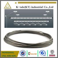 China Not rust 316 Stainless Steel Wire Cable For Clothesline good price and good quality on sale