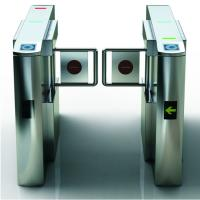 Buy cheap Avoid retrograde and collision and 304 stainless steel swing turnstile from wholesalers