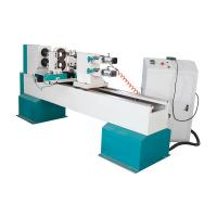 Buy cheap STYLECNC® CNC Wood Turning Lathe Machine for Stair handrail from wholesalers