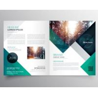 Buy cheap Printable Corporate Business Brochure Creative Company Introduction Brochure product