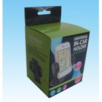 Buy cheap custom packaging box for Bicycle mount / holder standard Smartphone from wholesalers