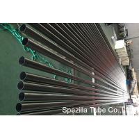 Buy cheap AISI 304L/316L Mirror Polished Stainless steel tubing ASTM A270 product