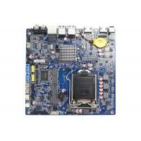 Buy cheap LGA1151 Mini Itx Industrial Motherboard For 4K , 4 COM Ports , Dual HDMI 4K Display product