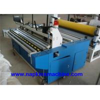 Buy cheap Laminated Small Toilet Paper Making Machine 1200mm With Plc Programming Control from wholesalers
