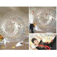 Buy cheap Colorful PVC Giant Inflatable Human Hamster Ball / zorb water ball for sport games from wholesalers