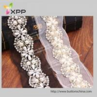 Buy cheap Handmade Bead Tape with Lace from wholesalers