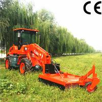 Buy cheap buying lawn mower TL2500 front loader with fast riding lawn mower product